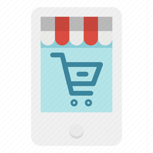 app, marketing, mobile, online, shop, shopping, store icon