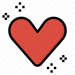 bookmark, favorite, heart, list, love, wish icon