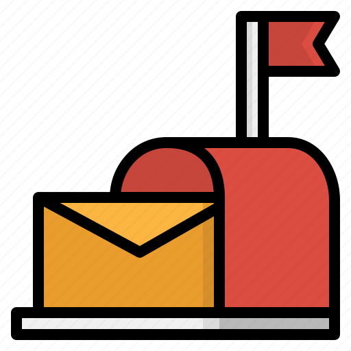 box, cargo, delivery, mail, package, shipping, storage icon