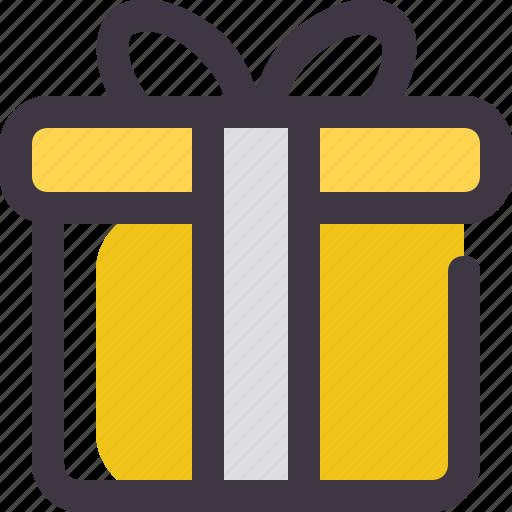 birthday, gift, present icon