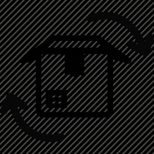 add, box, cart, change, checkout, sale, store icon