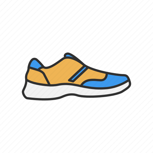 fashion, men's shoes, shoes, sneakers icon
