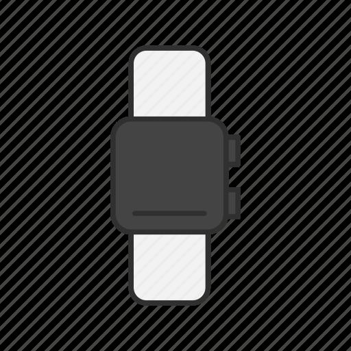 analog, apple watch, smart watch, wristwatch icon