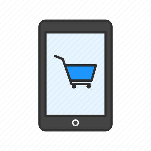 ecommerce, online shopping, shop, shopping cart icon