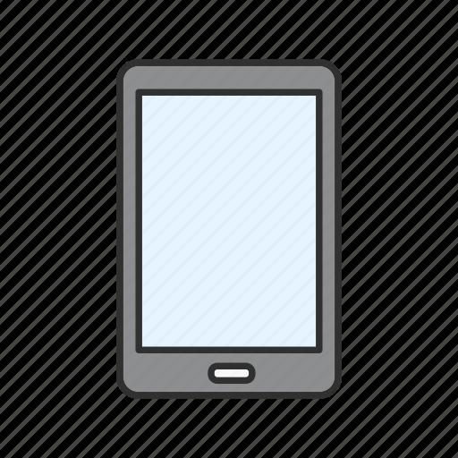 ipad, online, phone, tablet icon