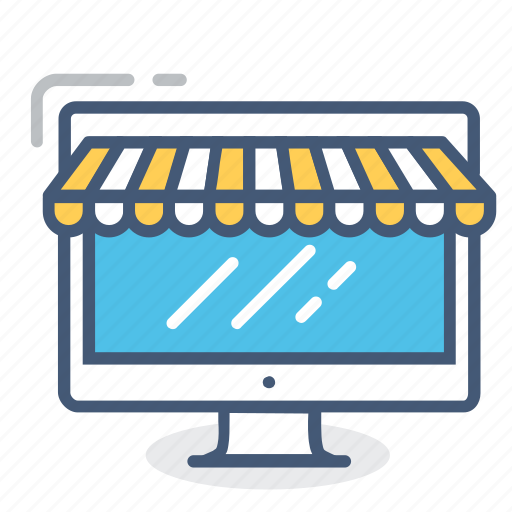 ecommerce, online, online shop, shop, shopping, store icon
