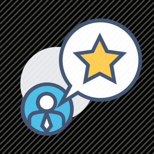advertising, consumer ratings, customer, customer service, ratings, star, testimonial icon