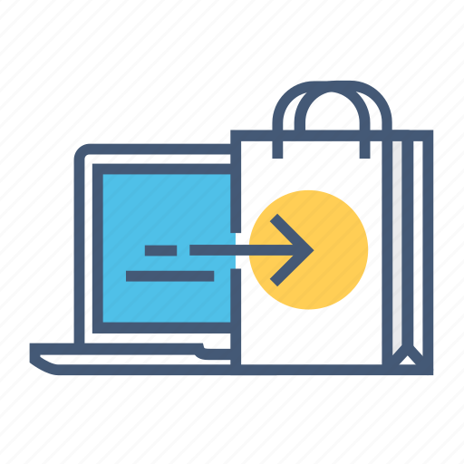 ecommerce, online, online shop, shop, shopping, shopping bag, web icon