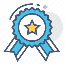 awarded, best offer, certified, label, offer, sign, winner icon