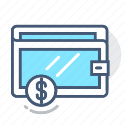 currency, dollar, euro, money, payment, valuable, wallet icon