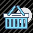 basket, ecommerce, online, shopping, shopping bag, shopping basket, shopping cart icon