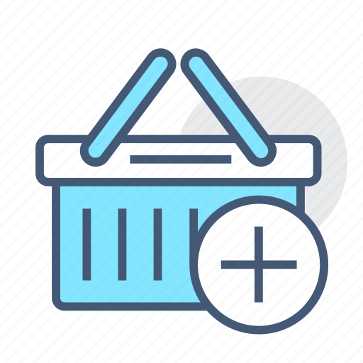 add basket, add cart, basket, dollar bills, ecommerce, shopping, shopping basket icon
