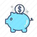 guardar, money, money savings, piggy bankpig, save, saving, saving money, savings icon