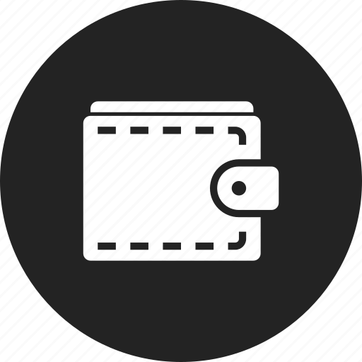 payment, purse, wallet icon