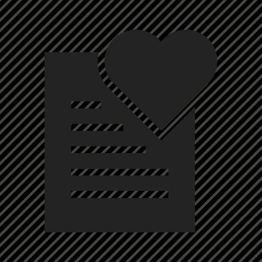 list, wish, wishlist icon