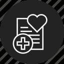 add, list, wish, wishlist icon