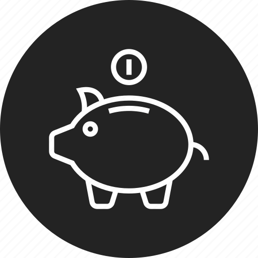 box, deposit, money icon