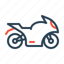 bike, bikes, sport, travel, vehicle icon