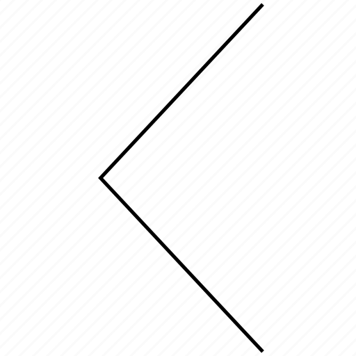 arrows, left, move, previous icon
