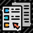 documents, archive, cursor, files