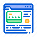 internet, payment, shopping icon icon