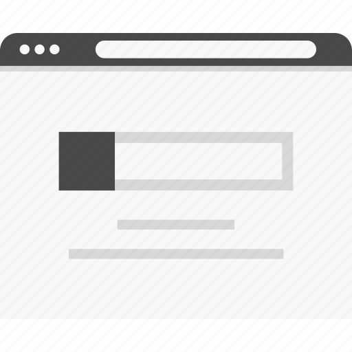 google, results, search, website, wireframes icon