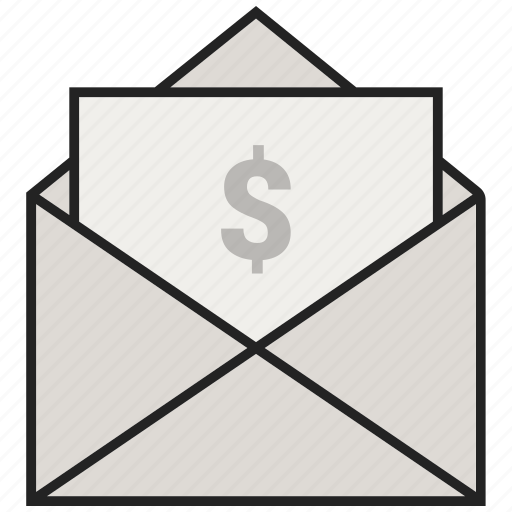 Email, letter, mail, open letters icon - Download on Iconfinder
