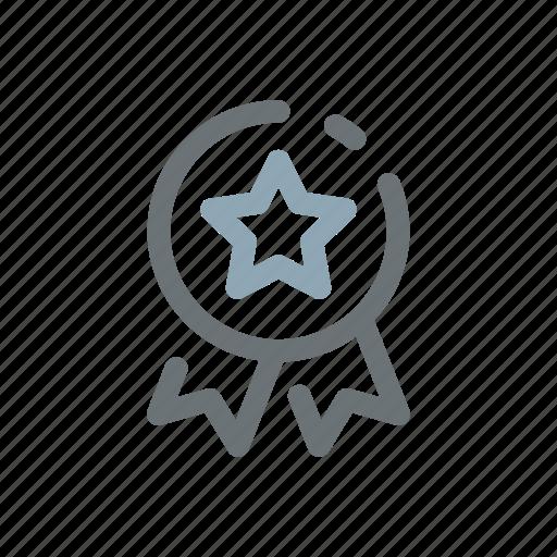 badge, best, bestseller, certified, success, successful, winner icon