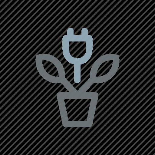 clean, energy, green, renewable, sustainable icon