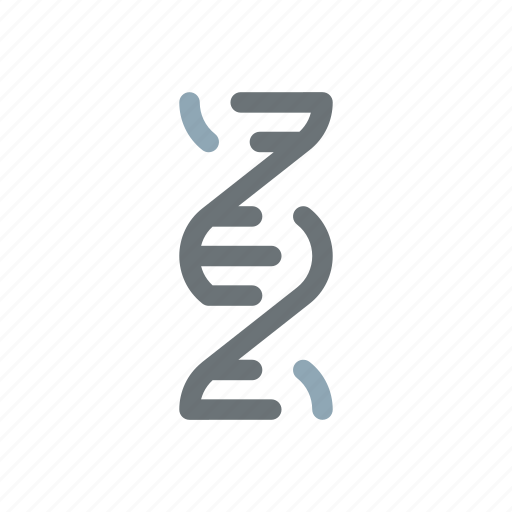 dna, gene, genetics, genome, helix, human, strand icon
