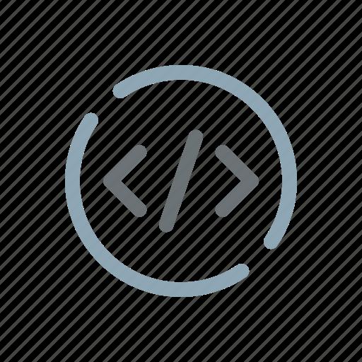 Code, coding, computing, developer, language, programming, web icon - Download on Iconfinder