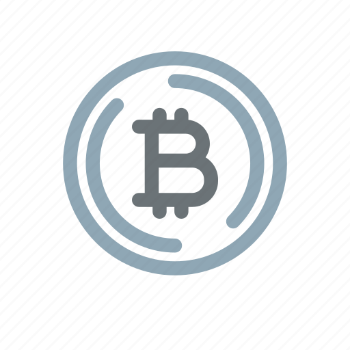 bitcoin, coin, crypto, currency, digital, internet, sign icon