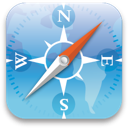 brower, browser, compass, safari icon