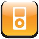 ipod, kjljlj icon