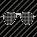 eye, eyesight, eyewear, glasses, ophthalmology, pinhole, vision