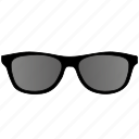 glasses, optics, sun, sunny, uf icon