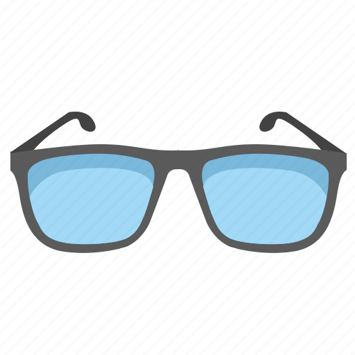 eye, glasses, optics, reading, vision icon