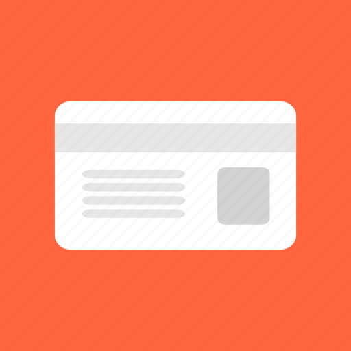 bank, business, card, credit, method, money, payment icon