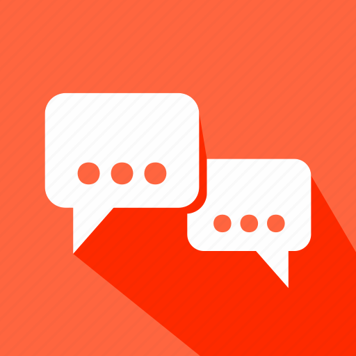 bubble, chat, comment, conversation, interface, message, speech icon