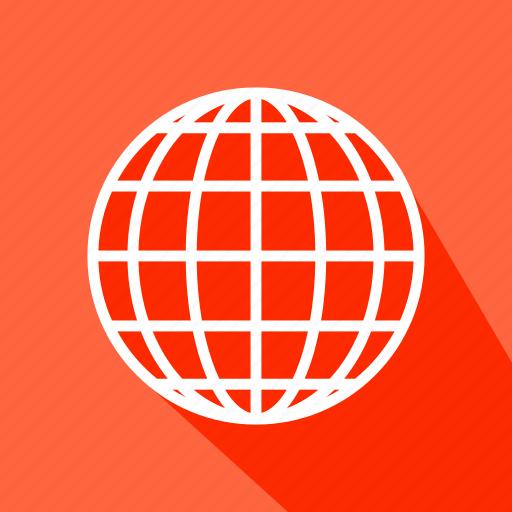 globe, interface, multimedia, wireless, world, worldwide icon