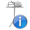 info, mydocuments icon