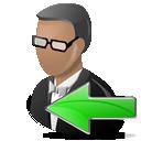 back, mypc icon