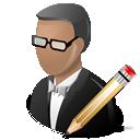 mypc, write icon