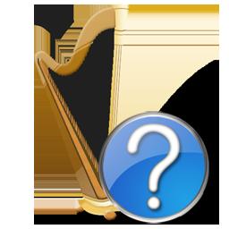 help, recyclebin icon