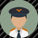 airplane, avatar, captain, flying, pilot, work