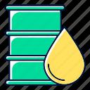 barrel, container, fuel, green, oil, petrol, petroleum