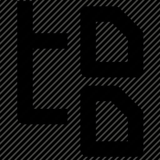 directory, organization icon