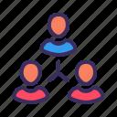 network, team, relationship, branch