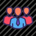 team, leader, group, temwork