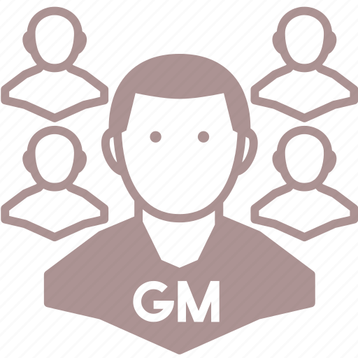 game, game master, roleplay, rpg, team icon